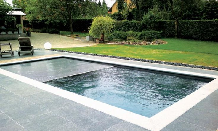 Reflection with Auto Cover | Leisure Pools Belgium