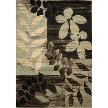 Forest Breeze Rectangular Rugs   Jcpenney Once We Put Hardwood In The Master