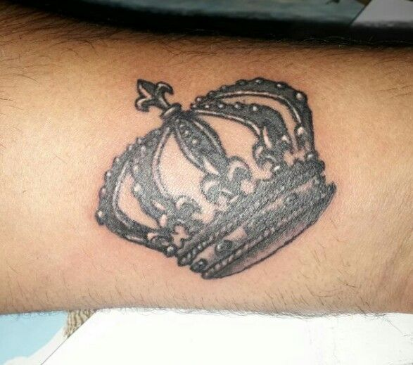 Corona tatto