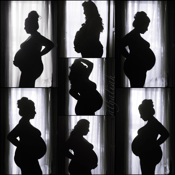 How to do ur own silhouette photos using self timer. Did my own at home when I was 35 weeks.  #silhouette #pregnant #pregnancysilhouette #blackandwhite  http://www.whitehouseblackshutters.com/how-to-take-a-pregnancy-silhouette-photo-with-your-iphone/