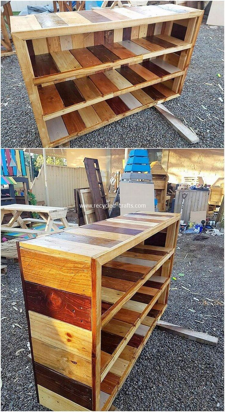 Fabulous diy wooden pallet ideas that are easy to make in