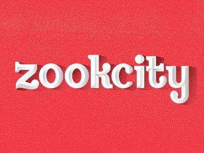 Zookcity Logo by Nick Slater