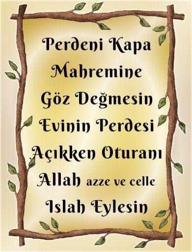 İslami Sözler Galerisi 1 – İSLAM CENTER