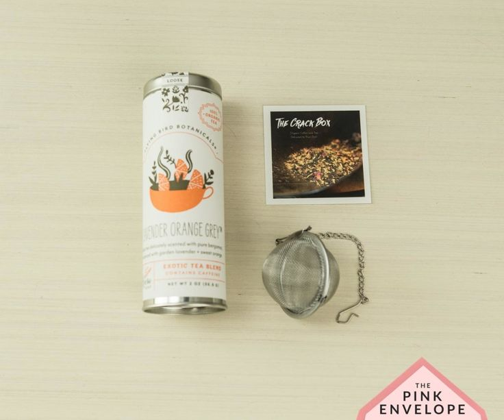 Coffee & Tea Subscription Box - The Crack Box Review - The Pink Envelope