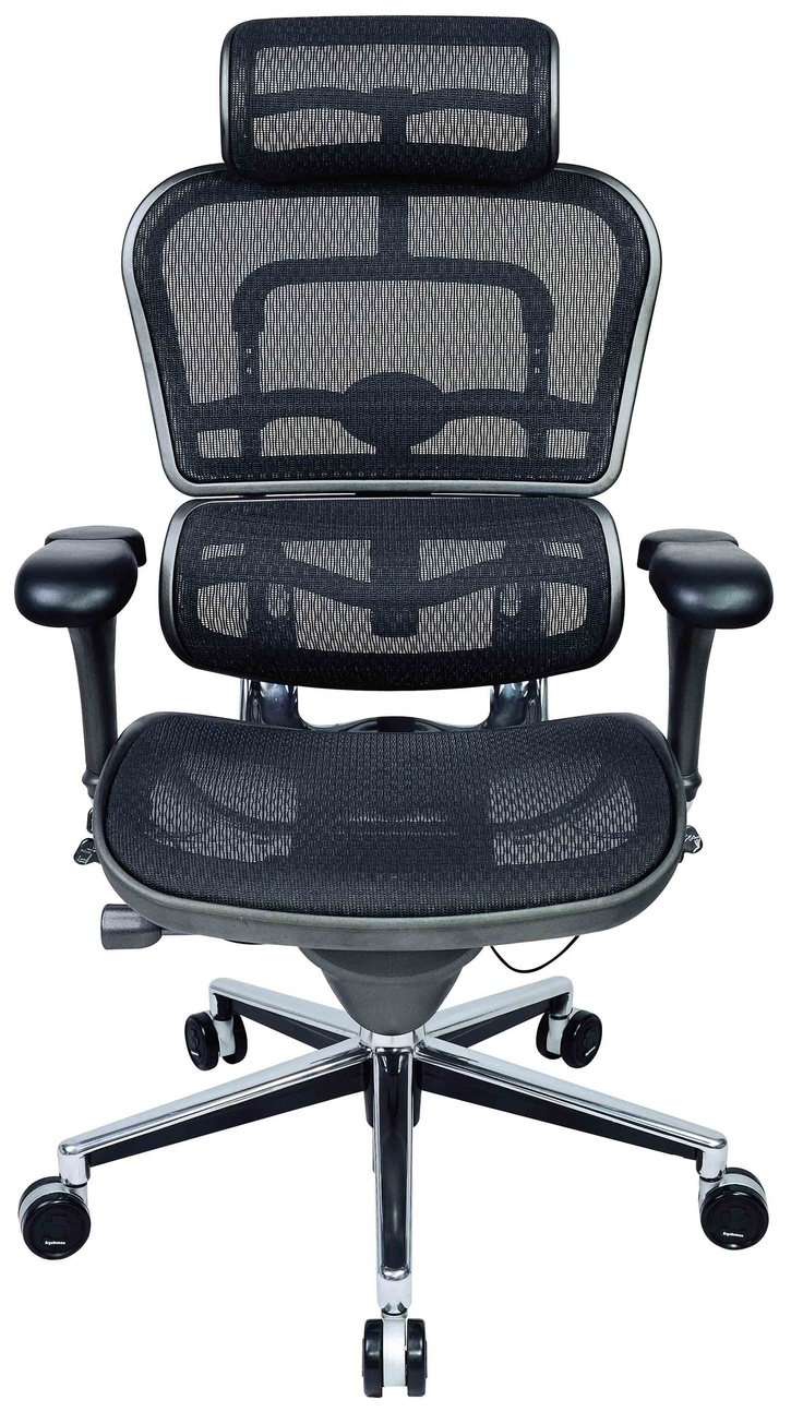 e human executive office chair with back tilt sycro. Black Bedroom Furniture Sets. Home Design Ideas