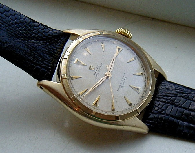 I love vintage mens watches