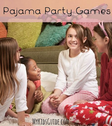 If you have a little girl who wants to have all of her friends over for a fun pajama party, then these Pajama Party Games are sure to come in handy. Not only will the kids be thrilled to hang out …