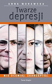 Twarze depresji-Morawska Anna