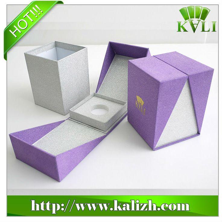 Perfume packaging box design templates box