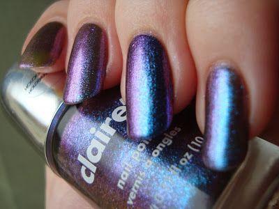 nails - blurple