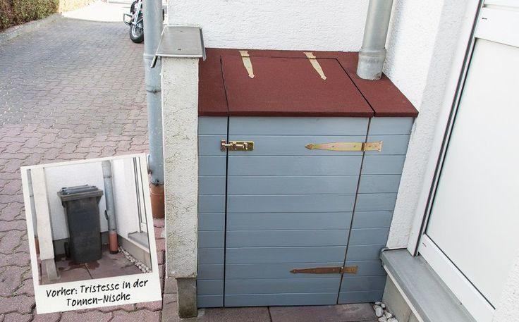 Mülltonnenverkleidung Selber Bauen : m lltonnenverkleidung selber bauen google suche ~ Watch28wear.com Haus und Dekorationen