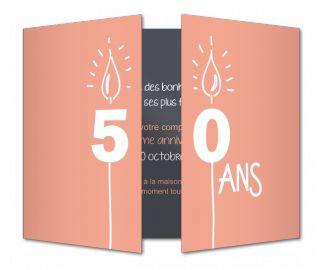 50 bougies