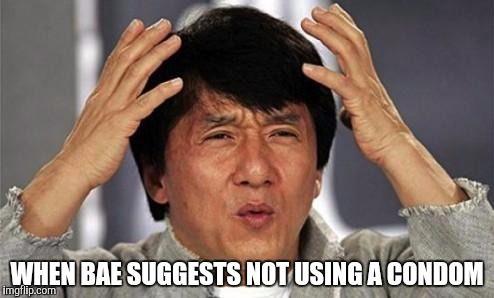 Jackie Chan WTF