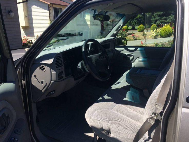 2000 Chevy Silverado 3500