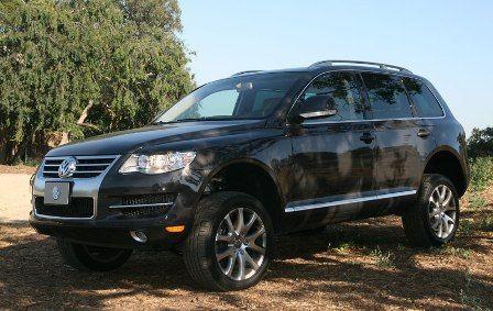 vw tdi lift kit | 2008 Volkswagen Touareg V10 TDI Review