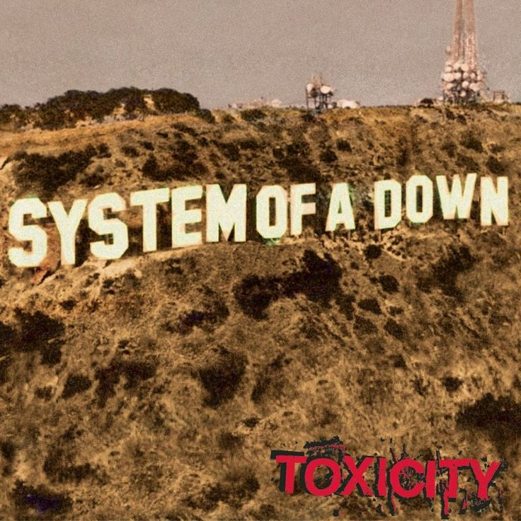 Aerials by System of a Down - Toxicity