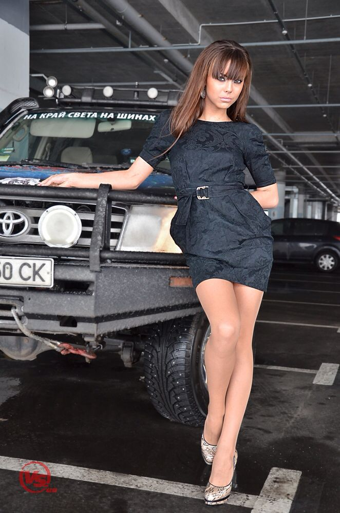 Old Toyota Land Cruiser >> Toyota Land Cruiser 100 GX (105). Globus. Tuning. Тюнинг ...