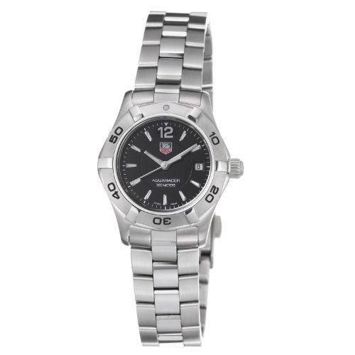 TAG Heuer Women's WAF1410.BA0823 Aquaracer Swiss Quartz Watch - $1,115.99 - SAVE 34%