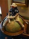 Image detail for -vintage sock monkey abe zimmerman