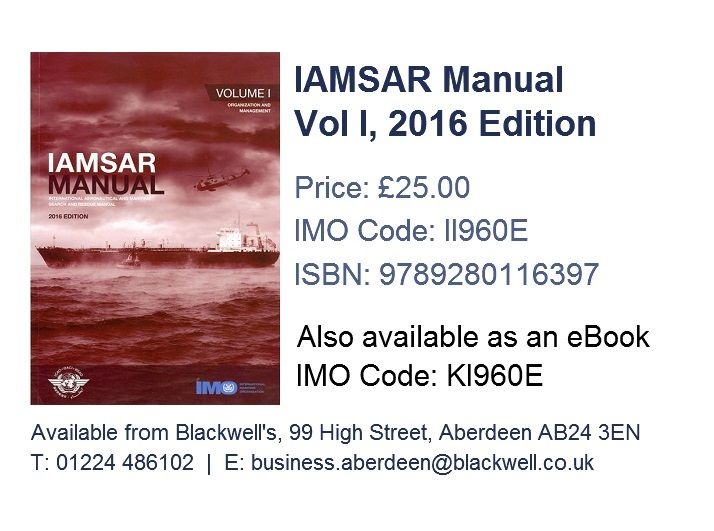 iamsar manual Section 1 - overview 1-2 iamsar manual volume iii on-scene coordinator • when two or more sar facilities are working together on the same mission, one person on scene may be needed to.