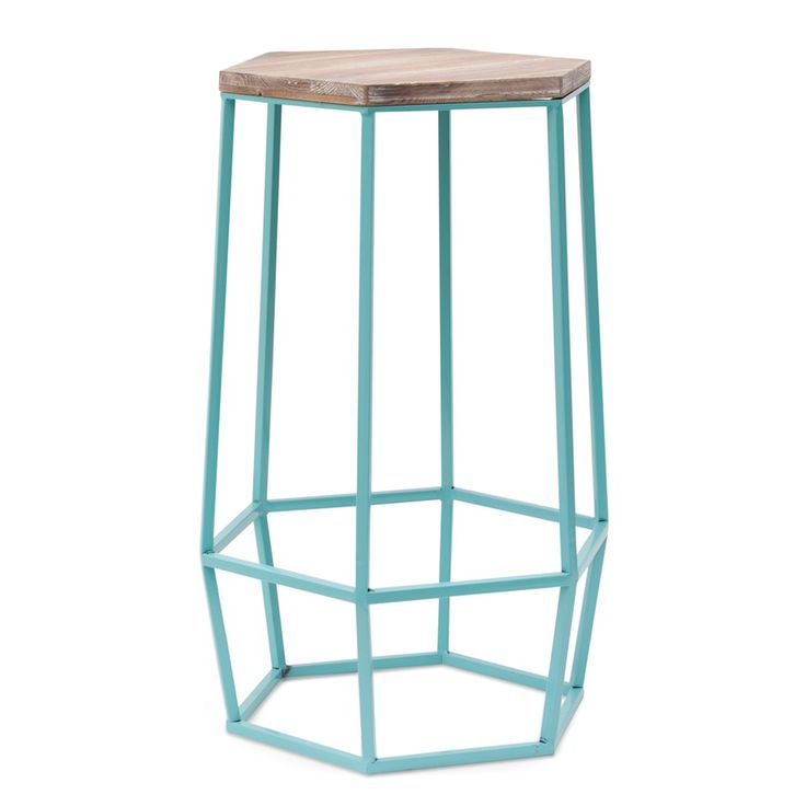 Mint Geo Barstool Me And My Trend Furniture