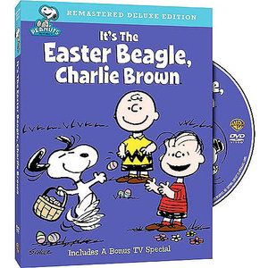 Peanuts: It's The Easter Beagle, Charlie Brown (Deluxe Edition) (LOVES HIS CHARLIE BROWN GREAT EASTER GIFT)