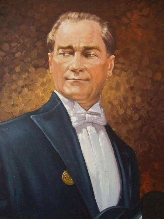 Atatürk....LOVE YOU  endlessly !