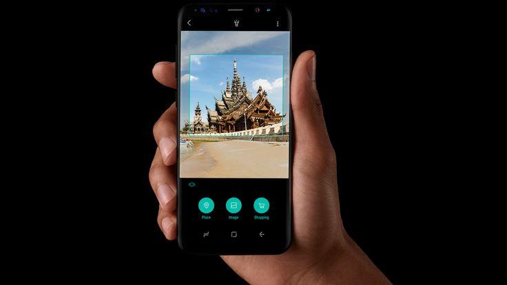 Bixby Vision pouvait traduire des textes étrangers en temps réel à commencer par Samsung Galaxy S9
