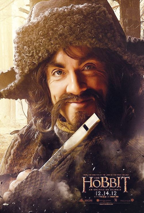 My favorite dwarf:) Love Bofur!