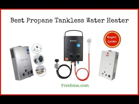 Best Propane Tankless Water Heater Review 2020 Buyers Guide Youtube In 2020 Tankless Water Heater Water Heater Propane