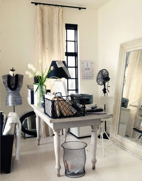 37 Best Pottery Barn Office Images On Pinterest Home