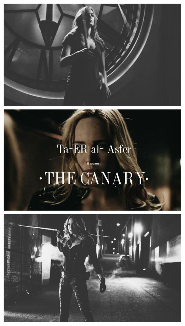 Arrow - Sara Lance #Season2