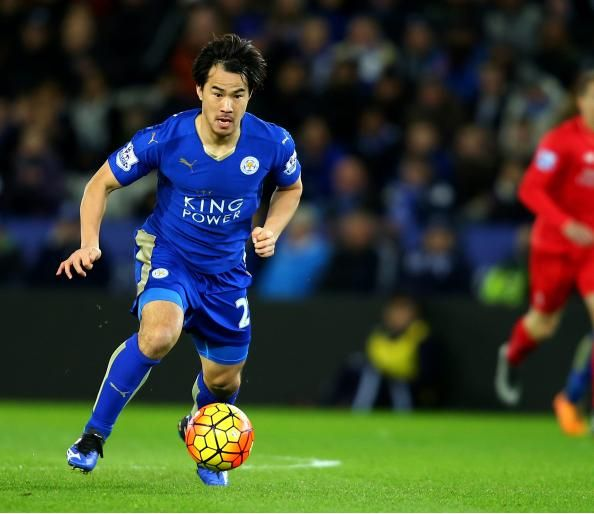 Watch: Shinji Okazaki Scores on an Epic Bicycle Kick to Keep Leicester's Hopes Alive