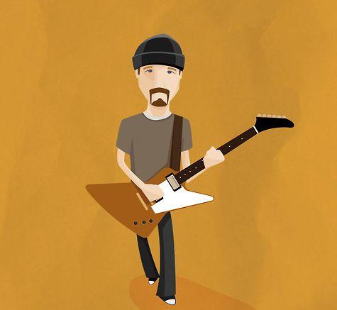 Edge             on beige