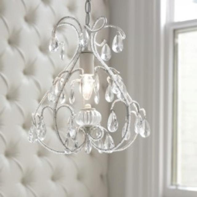 Chic Pendant In Antique WhiteLightingBeacon Lighting