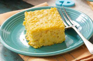Sweet Corn Cake Recipe - Kraft Recipes