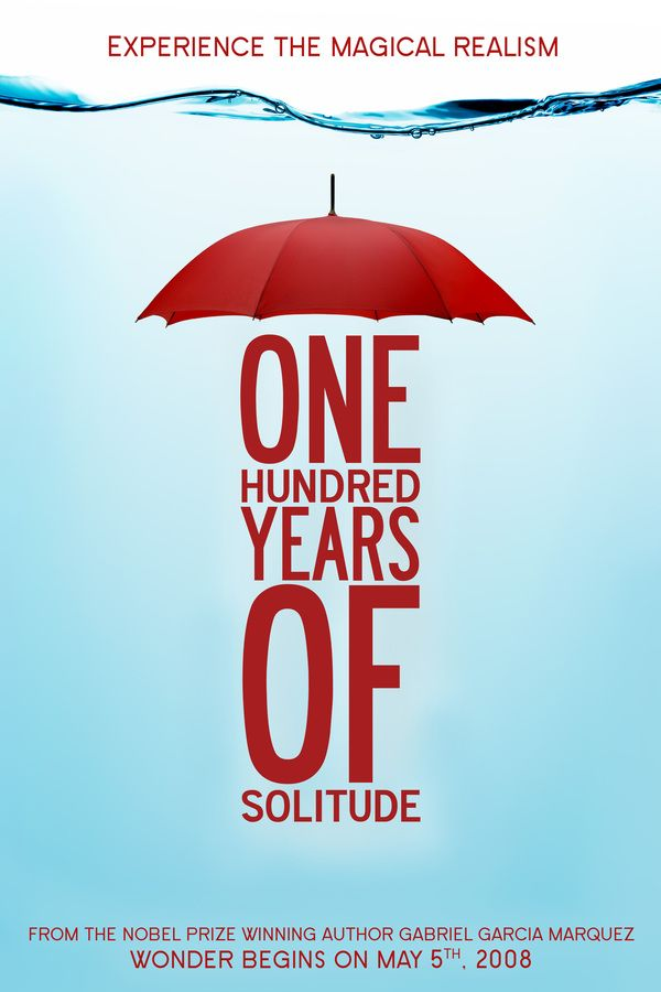essays on 100 years of solitude 100% free essays, bookreports, and term papers one hundred years of solitude by: gabriel garcía márquez remedios the beauty and one hundred years of solitude.
