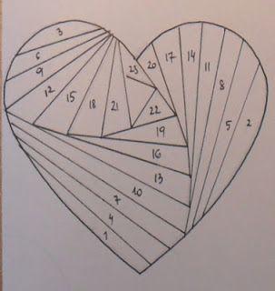 hand made by fema: I jak Iris folding