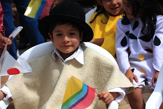 Niño /crédito @Milton Ramírez (@FOTOMILTON) Mincultura 2012