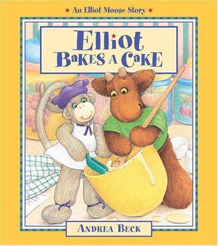 Elliot Bakes a Cake (Elliot Moose Stories) by Andrea Beck. $5.18. Publisher: Kids Can Press (June 15, 1999). Series - Elliot Moose Stories. Author: Andrea Beck. Publication: June 15, 1999. 32 pages. Reading level: Ages 3 and up. An Elliot book for children                                                         Show more                               Show less. Save 60% Off!