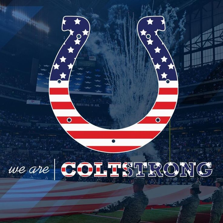 Colts, my love