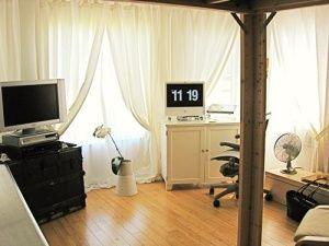 ideas for small studio apartment