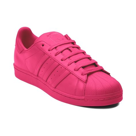 adidas shoes superstar pink. shop for adidas superstar supercolor athletic shoe in pink monochrome at journeys shoes. today shoes