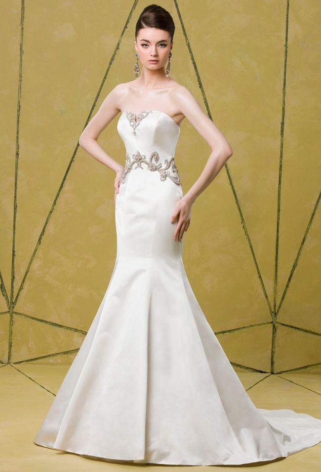 Designer Hinter Den Kleidern Badgley Mischka Hochzeitsideen