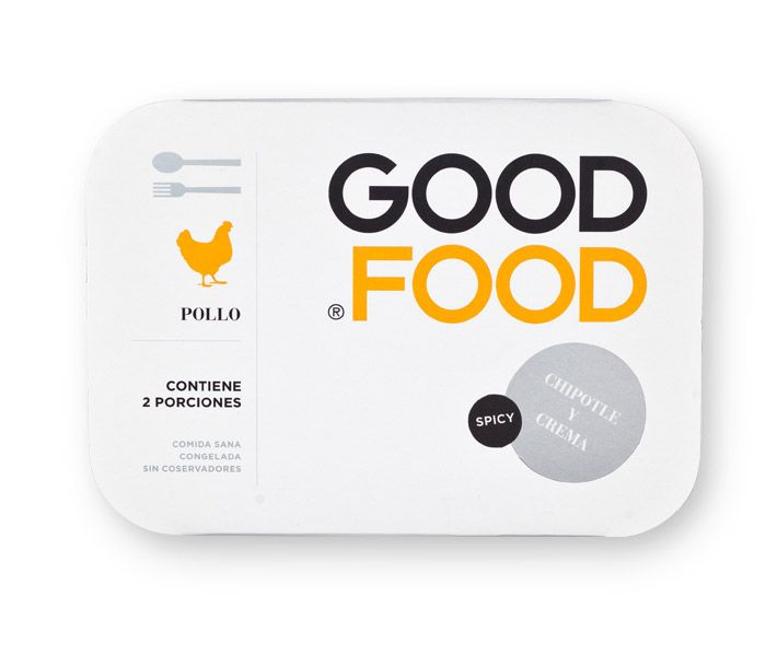 Good Food: Designed by Face