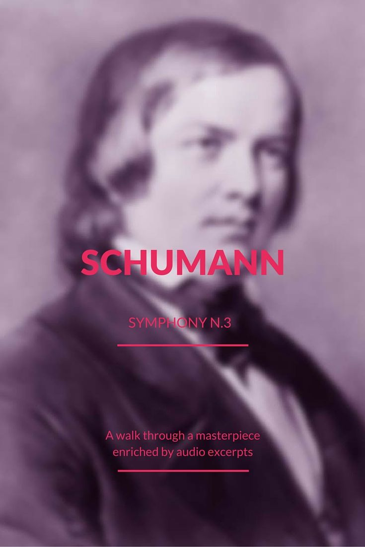 Here's a walk through of this masterpiece with audio excerpts. Get the full post on http://www.gianmariagriglio.it/schumann-symphony-3/