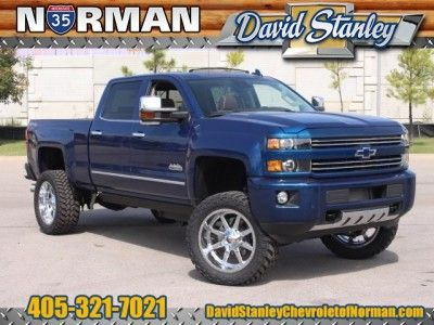 David Stanley Chevy >> New 2015 Chevrolet Silverado 2500HD High Country | Our ...
