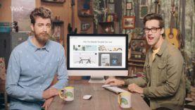 Wix.com: Rhett & Link  Super Bowl TV Commercial