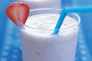 Fresh Fruit Pudding Milk Shake recipe