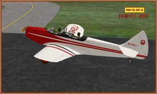 Fairchild-PT19BFlugzeug für das USAAF Piloten Trainingals FSX-Freeware von Tim Piglet Conrad